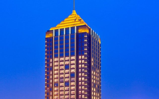 Xing Hai International Hotel вид на фасад