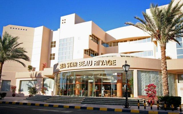 Sea Star Beau Rivage Hotel вид на фасад