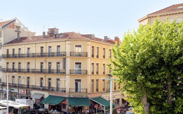 Отель Colette Франция, Канны - 11 отзывов об отеле, цены и фото номеров - забронировать отель Colette онлайн вид на фасад