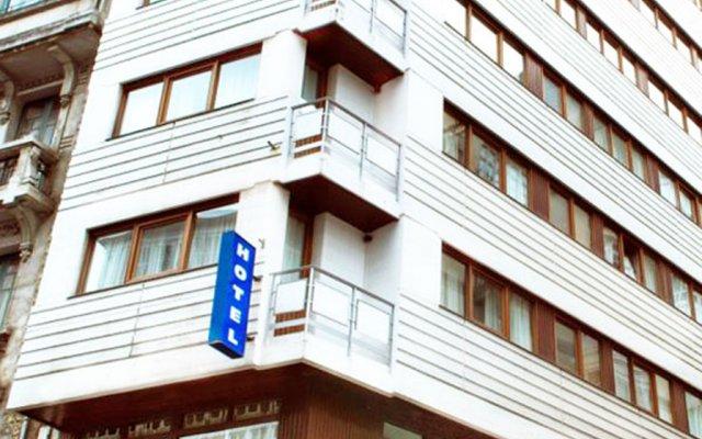Отель Santa Catalina Испания, Ла-Корунья - отзывы, цены и фото номеров - забронировать отель Santa Catalina онлайн балкон