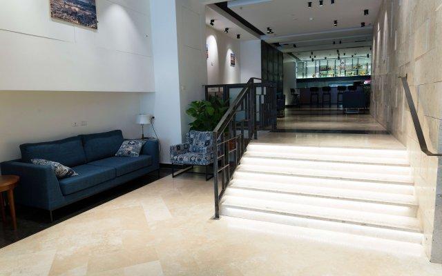 Koresh Hotel Израиль, Иерусалим - 1 отзыв об отеле, цены и фото номеров - забронировать отель Koresh Hotel онлайн интерьер отеля