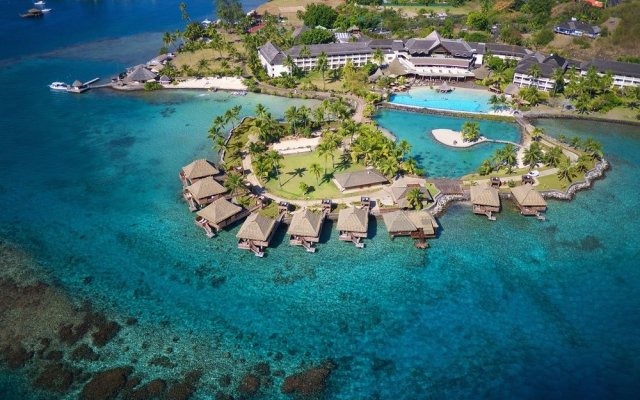 Отель InterContinental Resort Tahiti