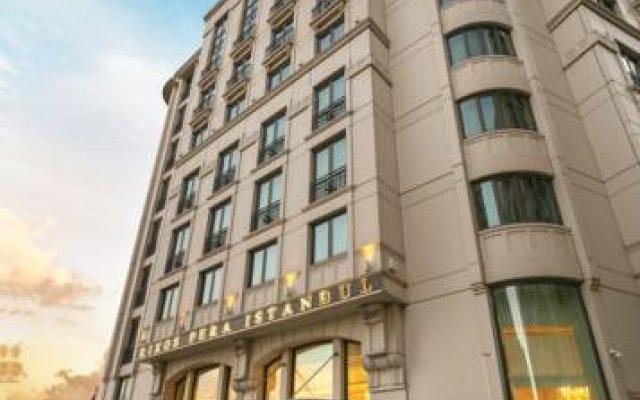 Rixos Pera Istanbul Турция, Стамбул - 2 отзыва об отеле, цены и фото номеров - забронировать отель Rixos Pera Istanbul онлайн вид на фасад