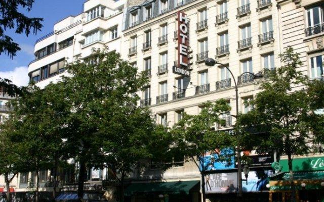 Отель Hôtel London Opera Франция, Париж - 5 отзывов об отеле, цены и фото номеров - забронировать отель Hôtel London Opera онлайн