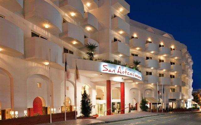 Db San Antonio Hotel And Spa Каура вид на фасад