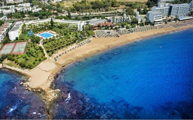 Yalihan Aspendos Hotel Турция, Аланья - отзывы, цены и фото номеров - забронировать отель Yalihan Aspendos Hotel онлайн пляж