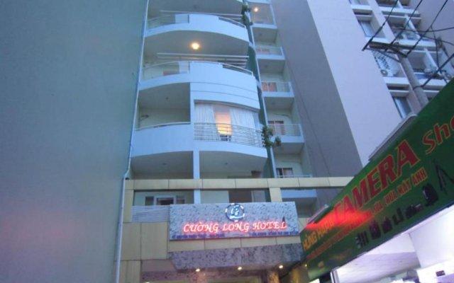 Cuong Long Hotel вид на фасад