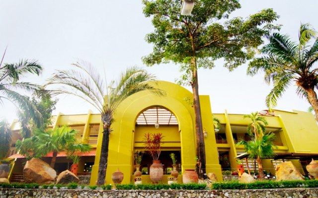 Отель Peace Resort Pattaya