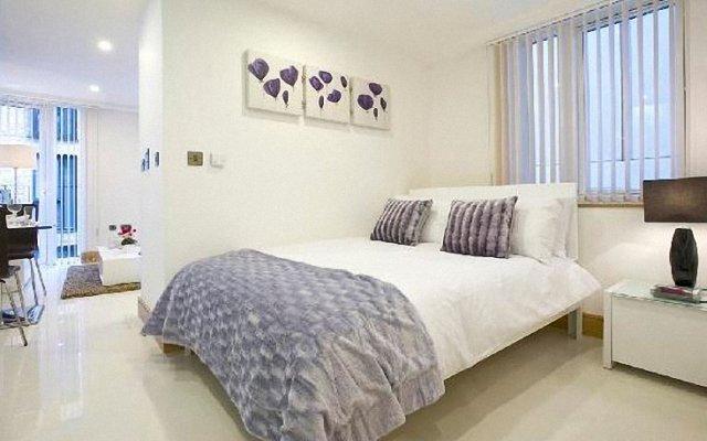 Отель Oakwood At Euston Лондон комната для гостей