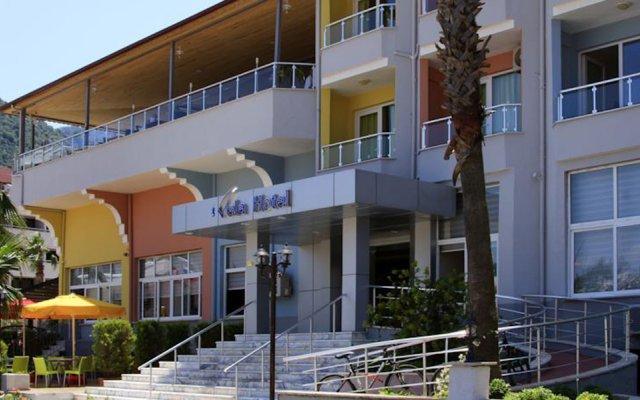 Vela Hotel - All Inclusive вид на фасад