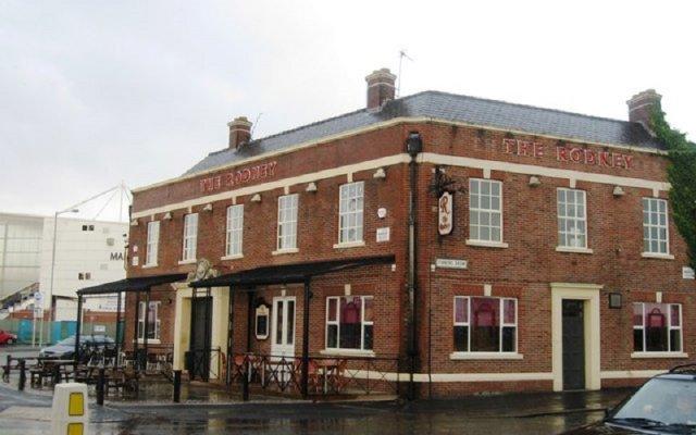 Отель The Rodney вид на фасад