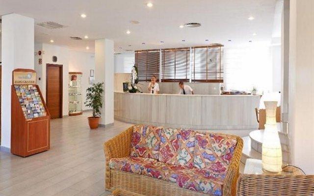 Club Hotel Cala Ratjada интерьер отеля