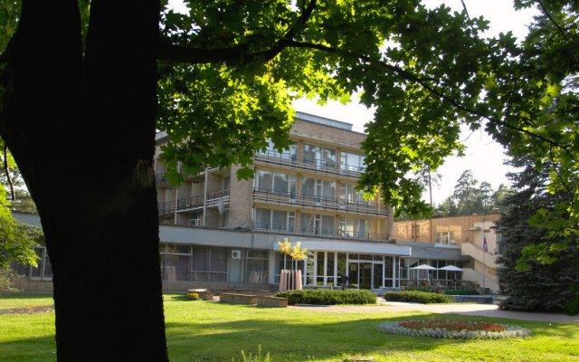 Гостиница Golitcino в Больших Вязёмах отзывы, цены и фото номеров - забронировать гостиницу Golitcino онлайн Большие Вязёмы вид на фасад