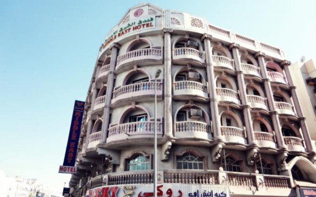 Middle East Hotel вид на фасад