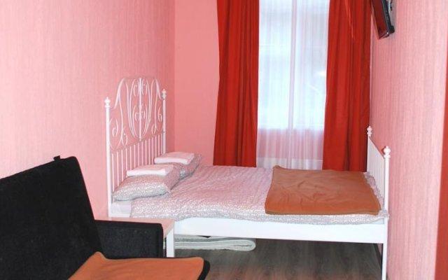 Mini Hotel Vserdce Санкт-Петербург комната для гостей