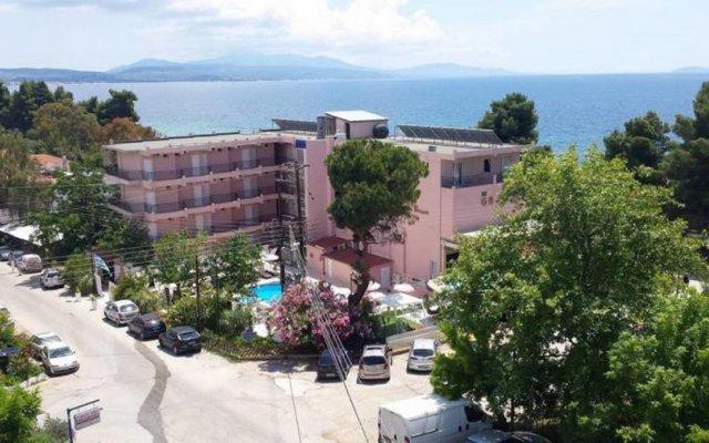 Отель Golden Beach Греция, Ситония - отзывы, цены и фото номеров - забронировать отель Golden Beach онлайн пляж