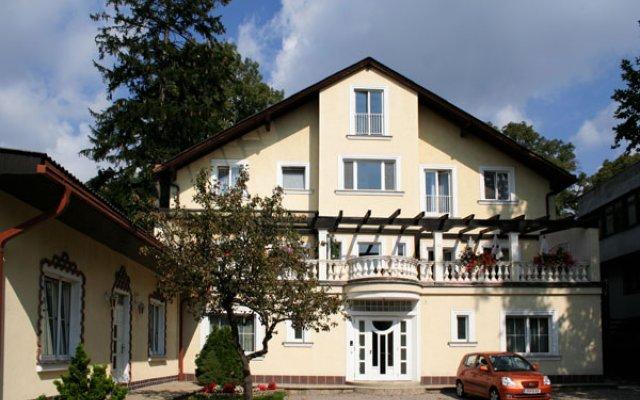 Hotel Kreiner Вена вид на фасад