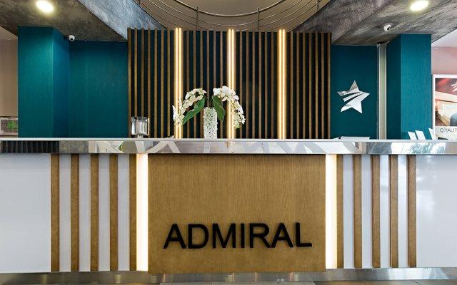 Admiral Hotel Arena фитнесс-зал