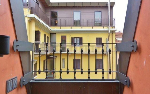 Отель Sempione - 2445 - Milan - Hld 34454 балкон