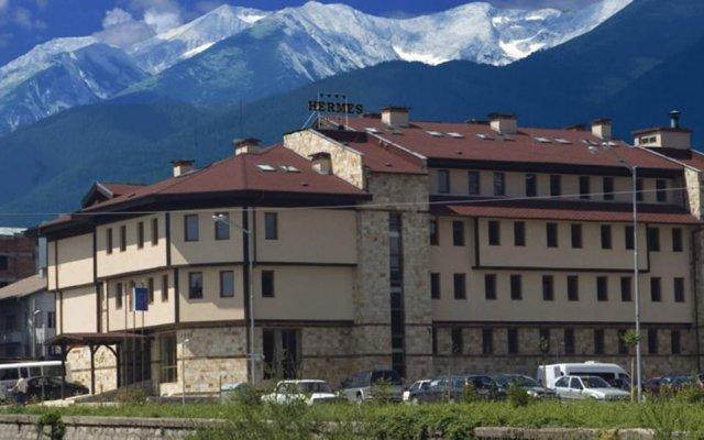 Hotel Hermes вид на фасад