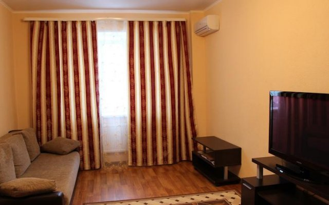 Апартаменты «33 квартирки» на проспекте Октября, 174/2 комната для гостей