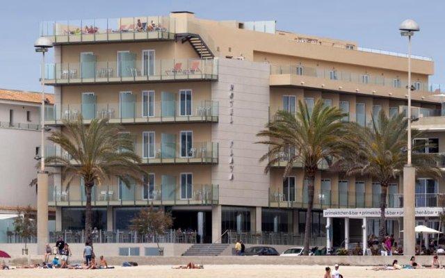 Hotel Playa Adults Only вид на фасад