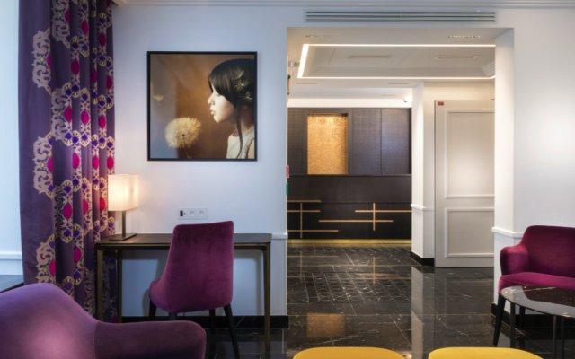Vendome Opera Hotel интерьер отеля