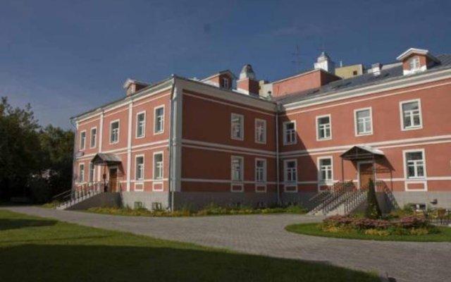 Гостиница Коломенское вид на фасад