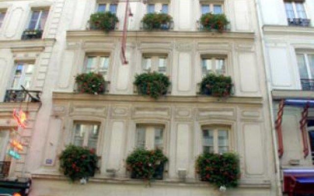 Отель Hôtel Atelier Vavin вид на фасад