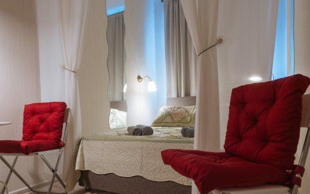 Апарт-Отель Беломорская Москва комната для гостей