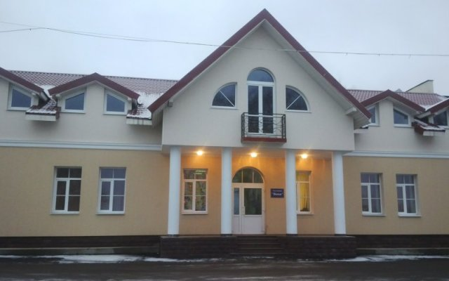 Гостиница Voyaj вид на фасад
