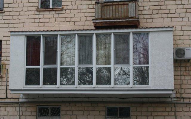 Апартаменты на Советской 8 Севастополь балкон