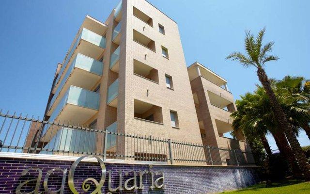 Отель UHC Spa Aqquaria Family Complex Испания, Салоу - 2 отзыва об отеле, цены и фото номеров - забронировать отель UHC Spa Aqquaria Family Complex онлайн вид на фасад