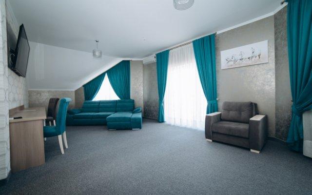 Гостиничный Комплекс Глобус Тернополь комната для гостей