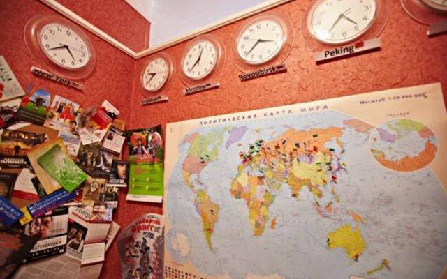 Гостиница Творческий Хостел в Новосибирске отзывы, цены и фото номеров - забронировать гостиницу Творческий Хостел онлайн Новосибирск детские мероприятия