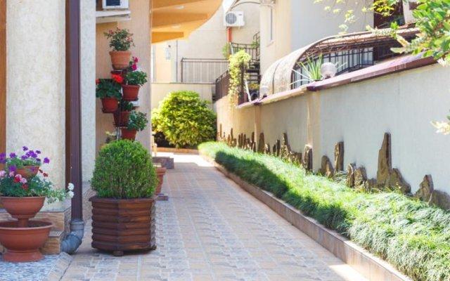 Мини-Отель Лаура вид на фасад