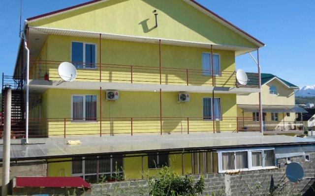 Mini-hotel Grant вид на фасад