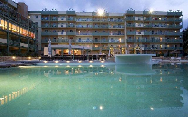 Ariti Grand Hotel Corfu Корфу бассейн