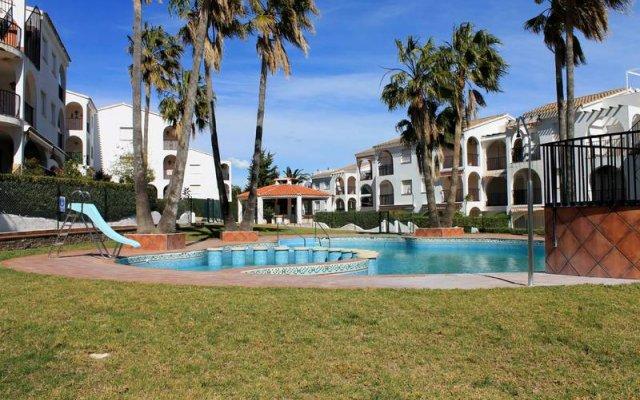 Отель Azahar Playa 3000 бассейн