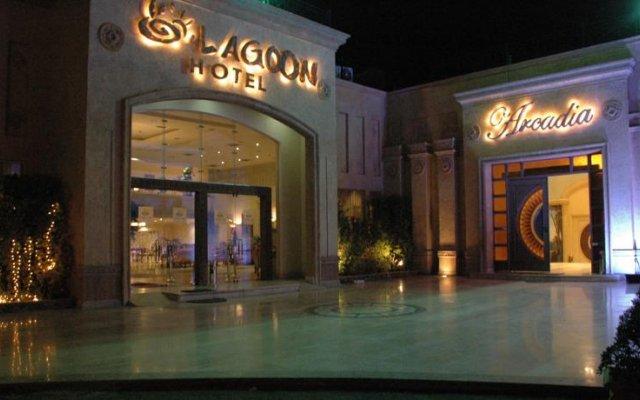 Lagoon Hotel and Spa Alexandria вид на фасад