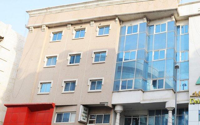 Deira Park Hotel вид на фасад