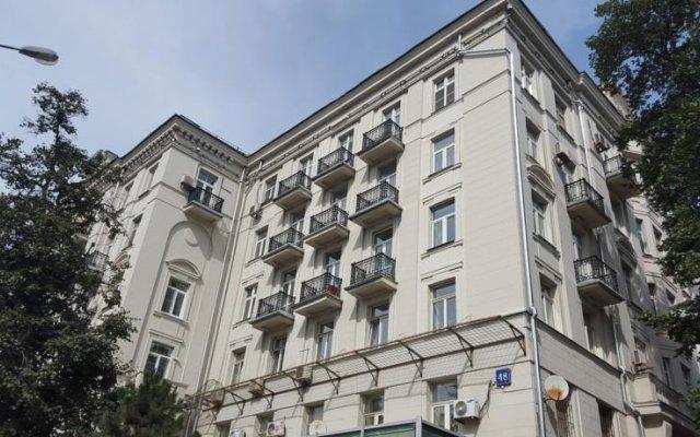 Hostel Artdeson at Leningradsky Prospect вид на фасад