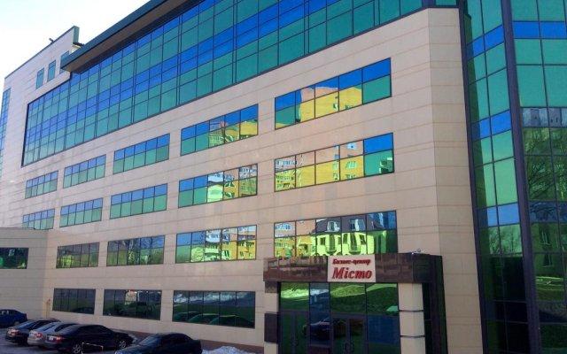 Мист Отель вид на фасад