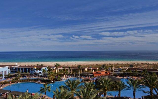 Отель Occidental Jandia Royal Level - Adults Only пляж