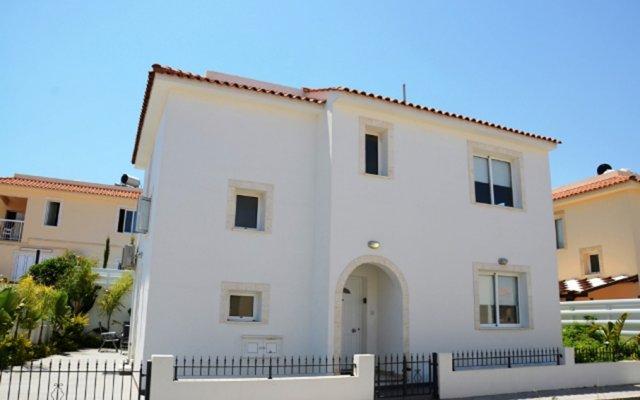 Отель Casa Bianca Кипр, Протарас - отзывы, цены и фото номеров - забронировать отель Casa Bianca онлайн вид на фасад