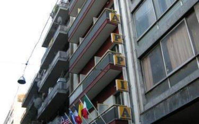 Sparta Team Hotel - Hostel вид на фасад