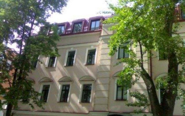 Гостиница Mega вид на фасад