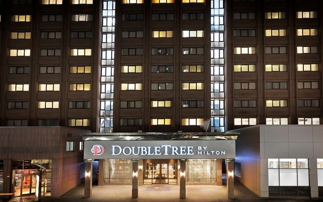 DoubleTree by Hilton Hotel Glasgow Central вид на фасад