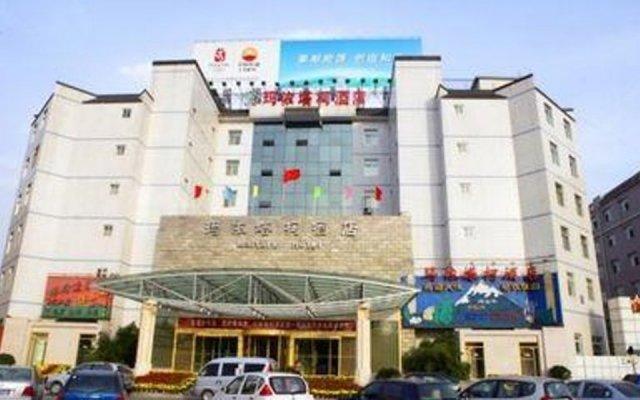 Maitark Hotel вид на фасад