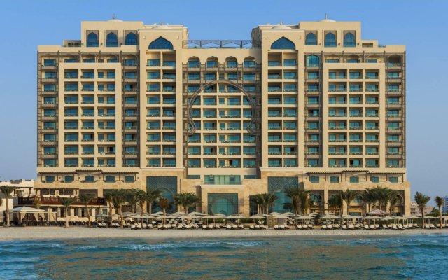 Отель Ajman Saray, A Luxury Collection Resort Аджман пляж